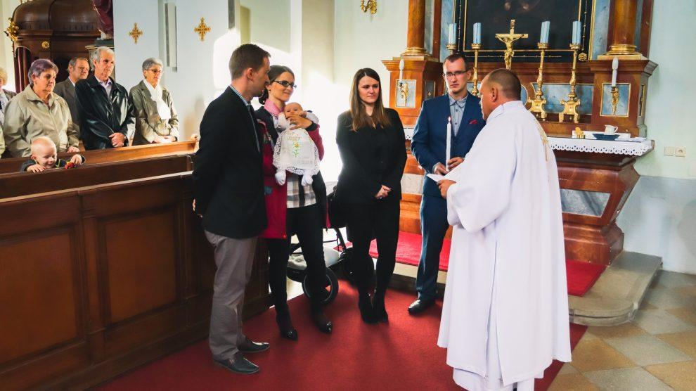 Křtiny Filípek Šumbera